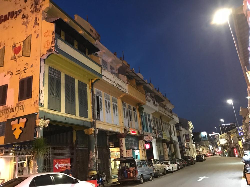 China Town in Melaka