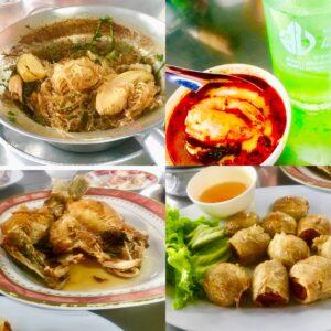 Bangkok Thailand Food Tom Yam Pad Thai
