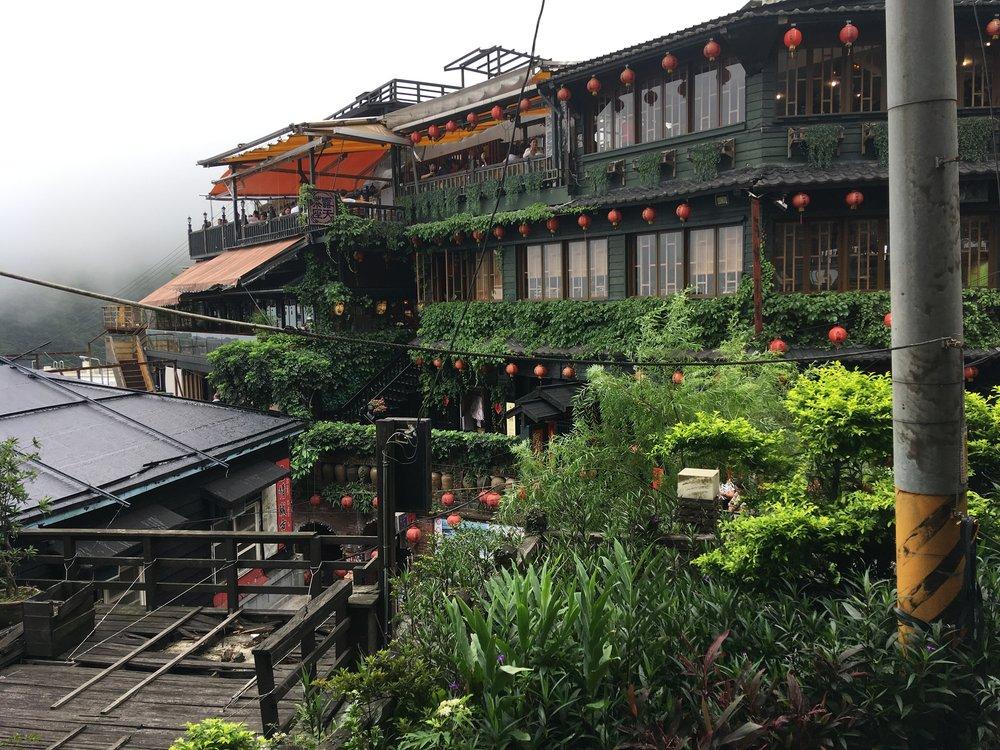 Jiufen Tea House