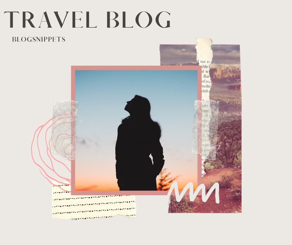 Blogsnippets Travel Blog