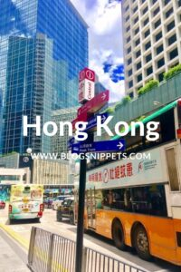 Is Hong Kong Visa free and How much do I need to travel?