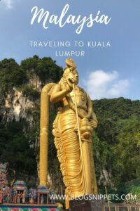 Solo Traveling to KL Malaysia