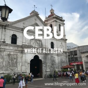 bantayan island and cebu tour itinerary on a budget