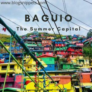 Baguio Summer Capital