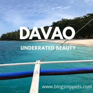 Davao City Samal Island